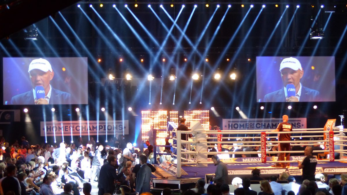 INTERNATIONALE BOXGALA BERLIN