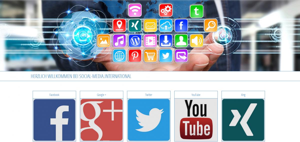 SOCIAL MEDIA INTERNATIONAL