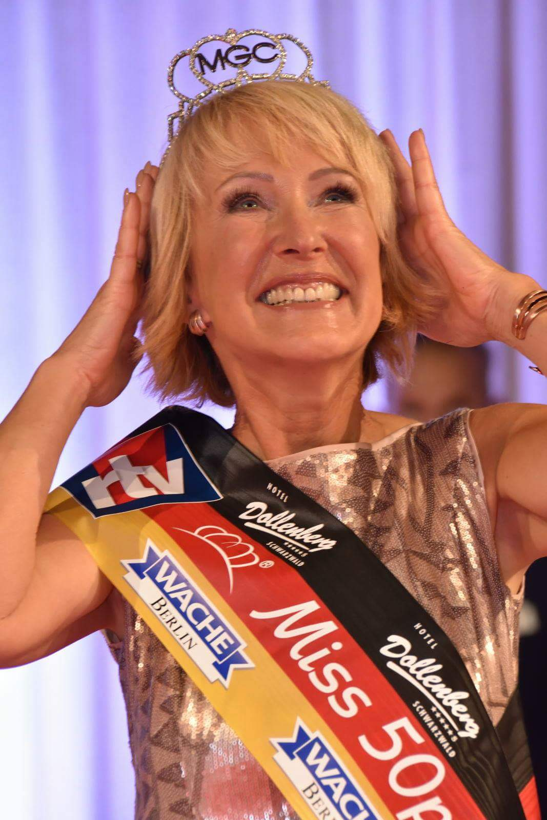 MISS 50 PLUS GERMANY WAHL 2017
