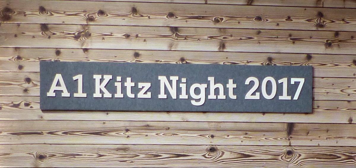 A1 KITZ NIGHT 2017
