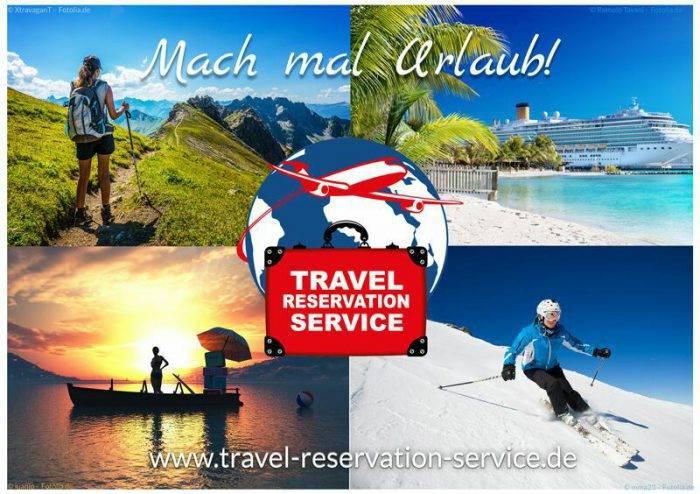 TRAVEL RESERVATION SEVICE MACH MAL URLAUB, FLUG BUCHEN, HOTEL BUCHEN, PAUSCHALREISE, PAUSCHALURLAUB
