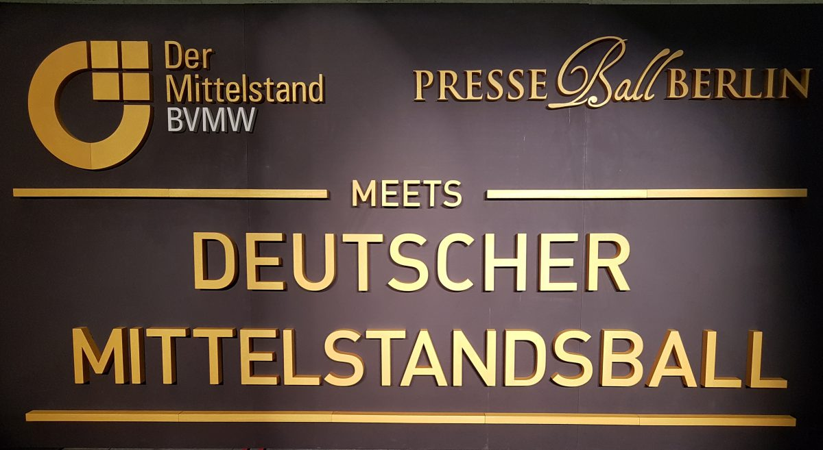 PRESSEBALL BERLIN