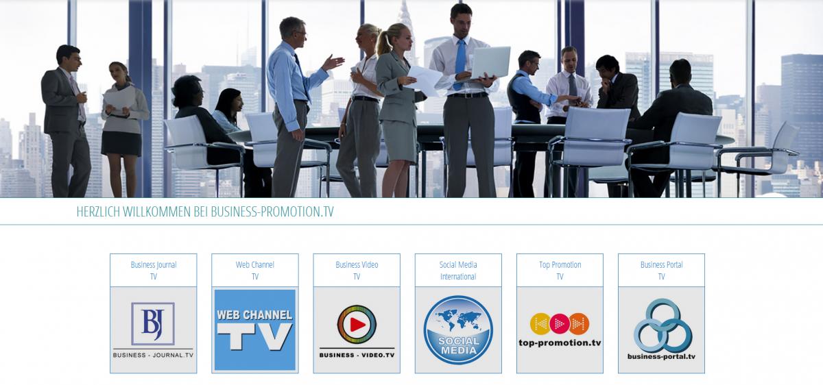 Business Promotion TV