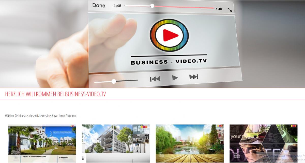 BUSINESS VIDEO TV