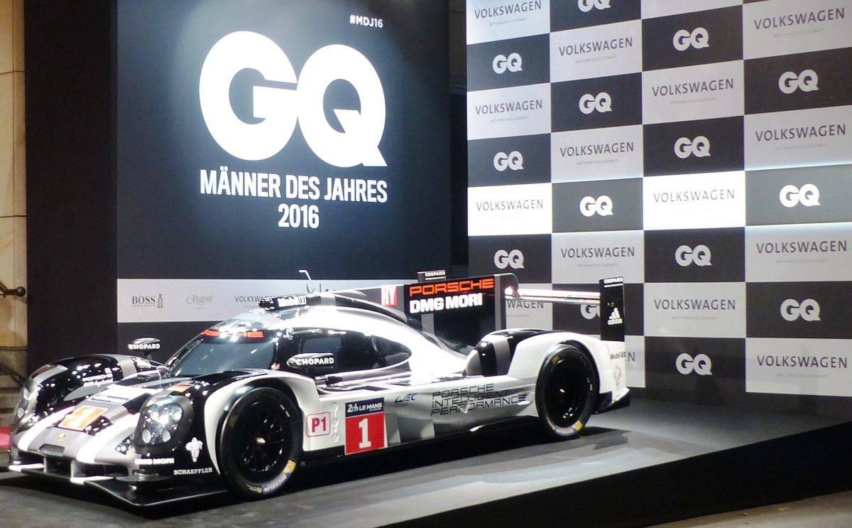 """""""GQ MÄNNER DES JAHRES 2016""""- Award Verleihung, GQ Award, Business Journal TV"""