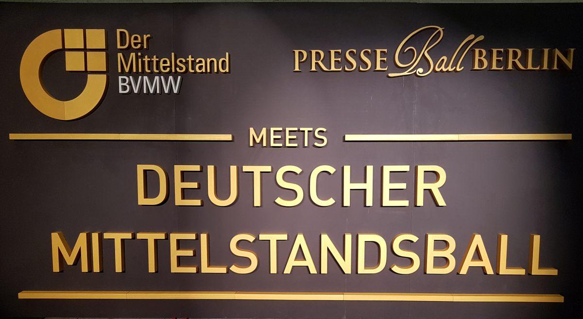 PRESSEBALL BERLIN